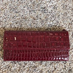 Bags - Red Wallet